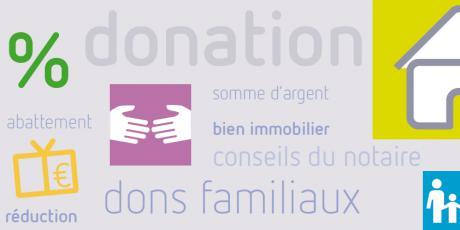 Donation : comment ça marche?